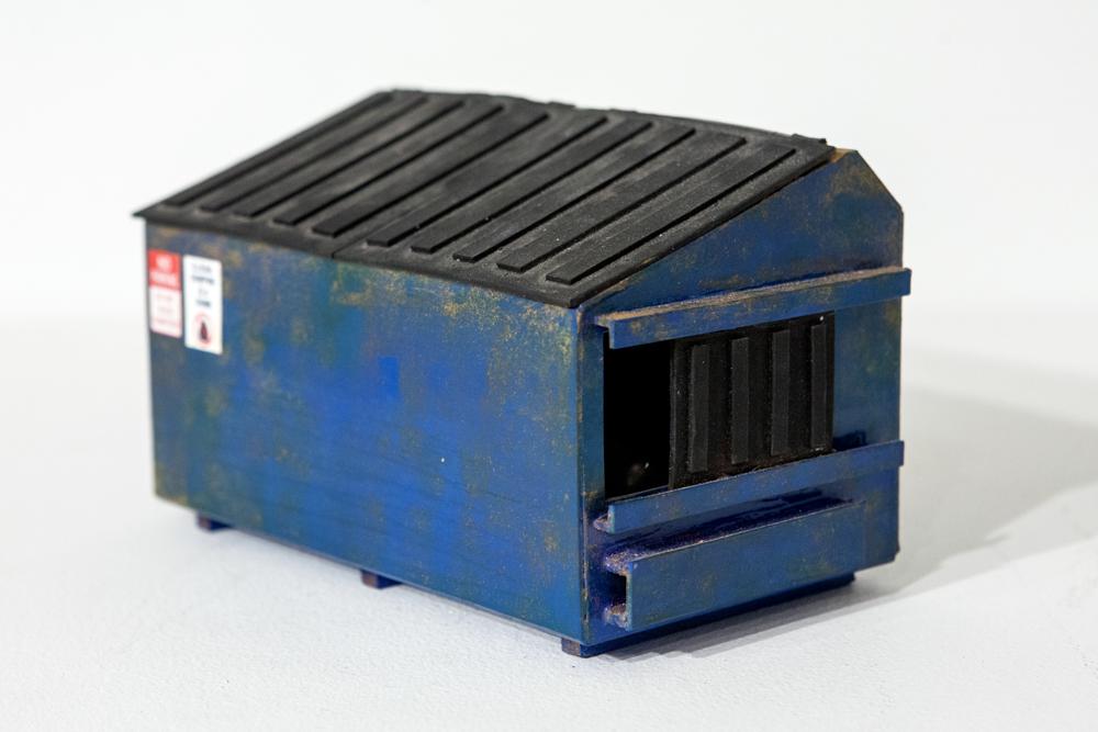 Rusty Medium Blue - SOLD