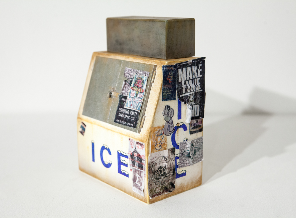 Make Time Ice Box - SOLD
