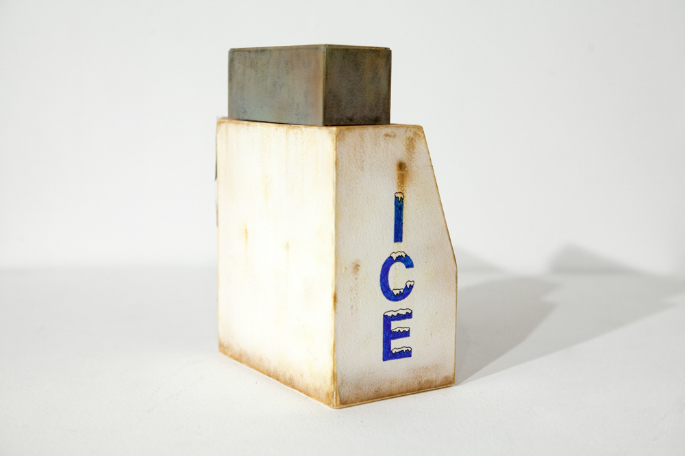 Ice Machine (Blue) - SOLD