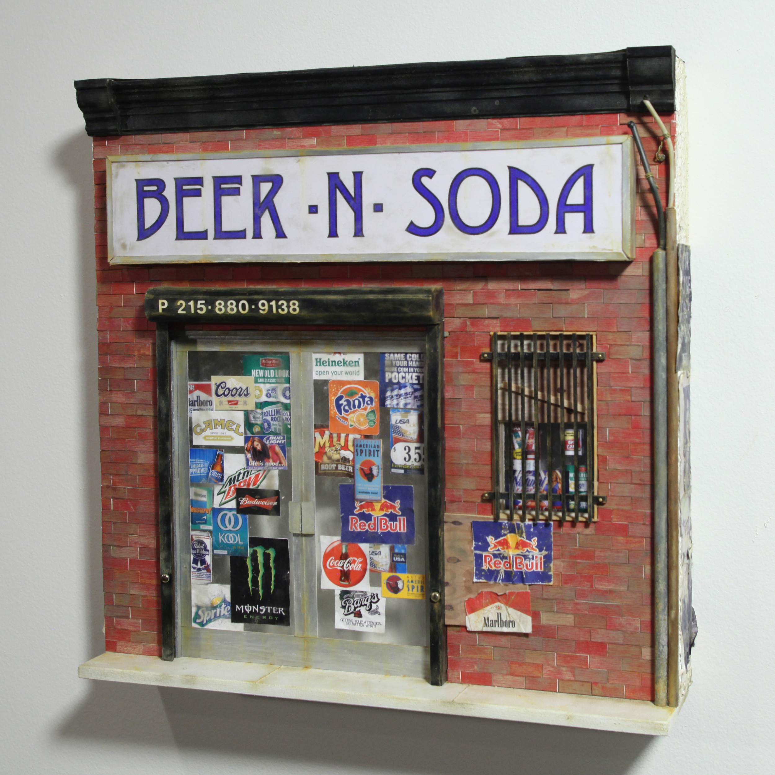 Beer -N- Soda - SOLD
