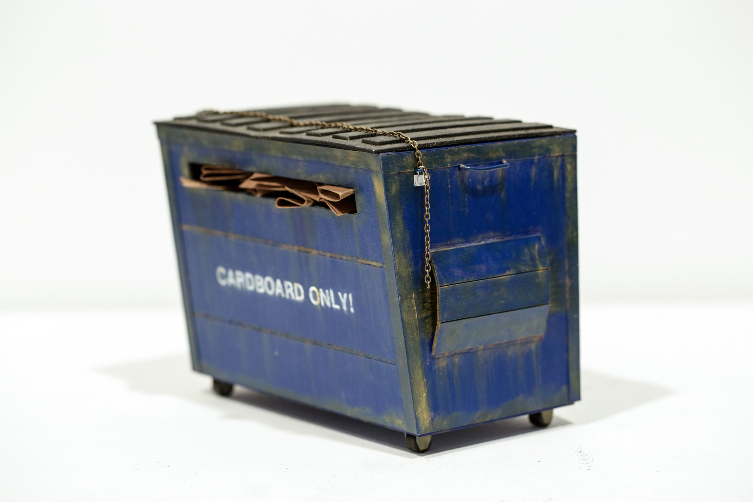 Cardboard Only - SOLD