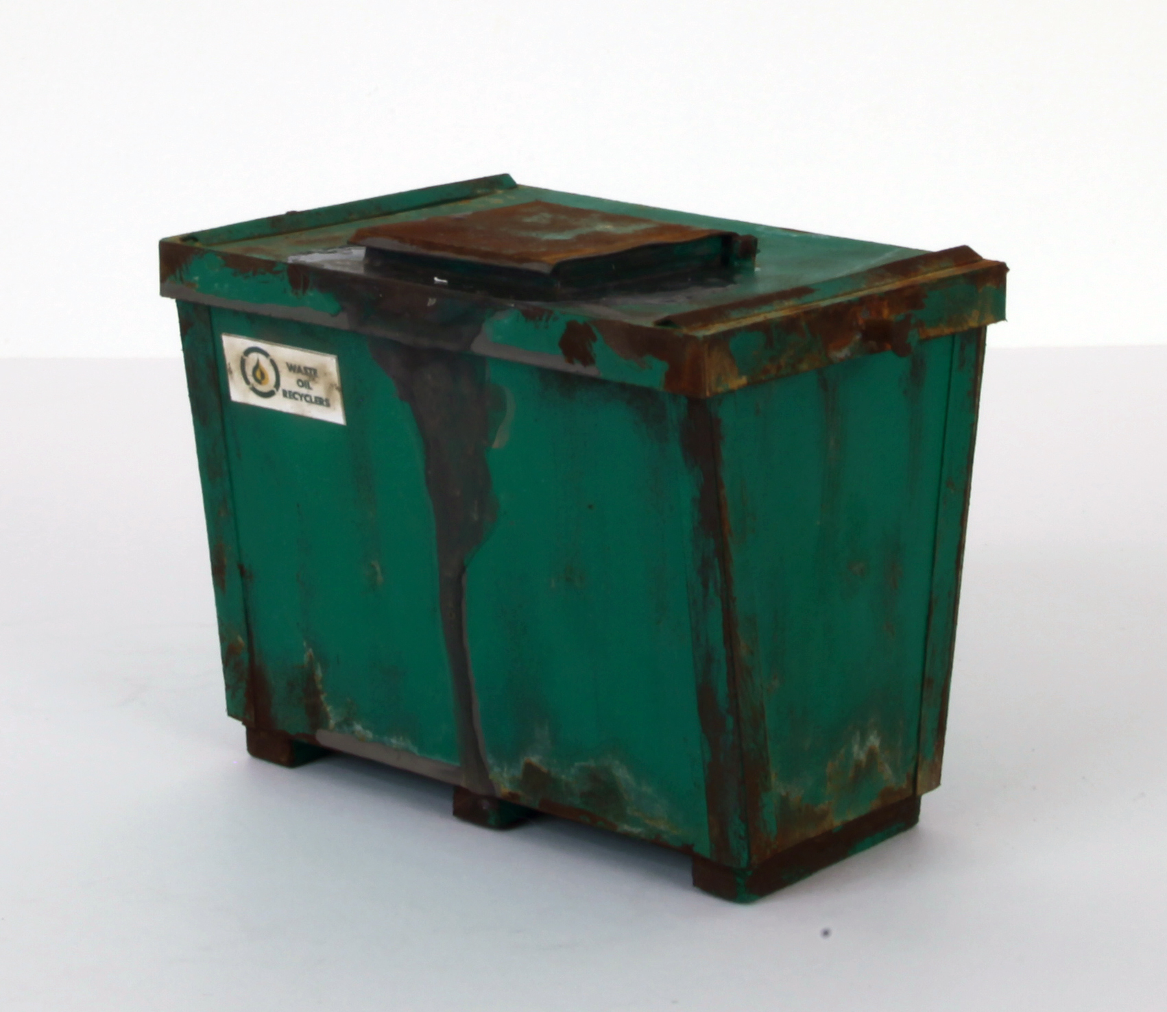 Oil Recovery Dumpster