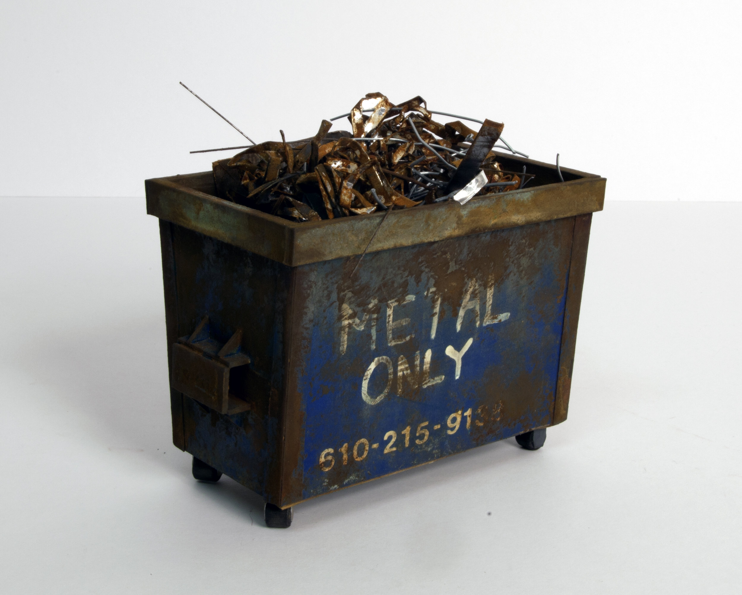 Metal Only - SOLD