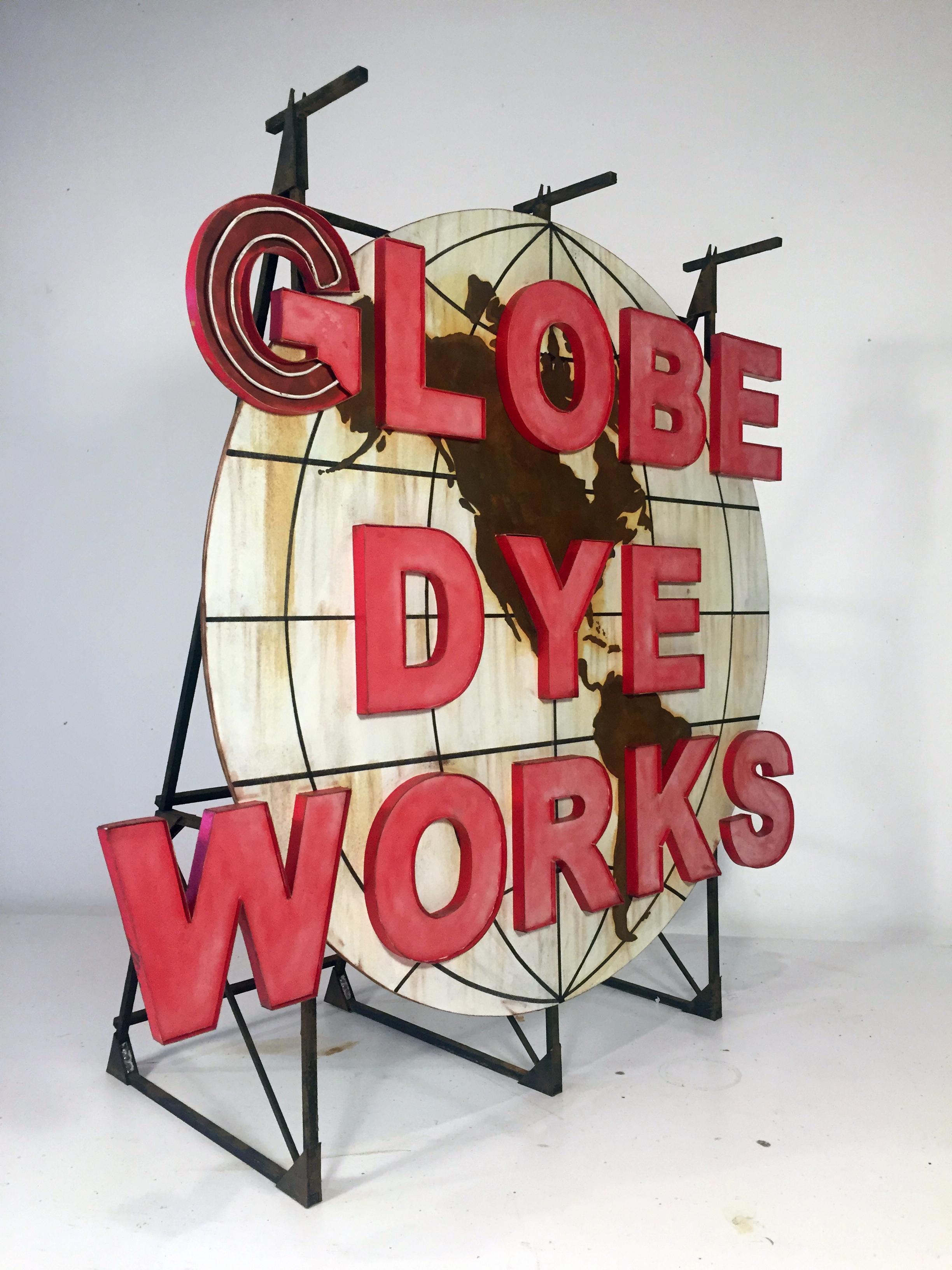 Globe Dye Works - SOLD
