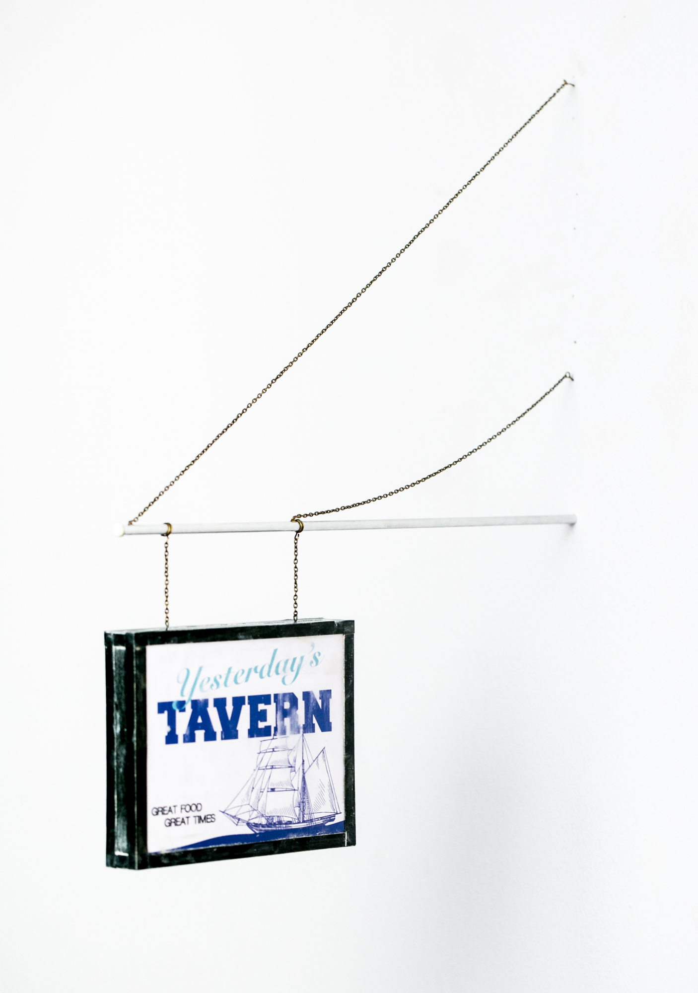 Yesterday's Tavern Sign - SOLD