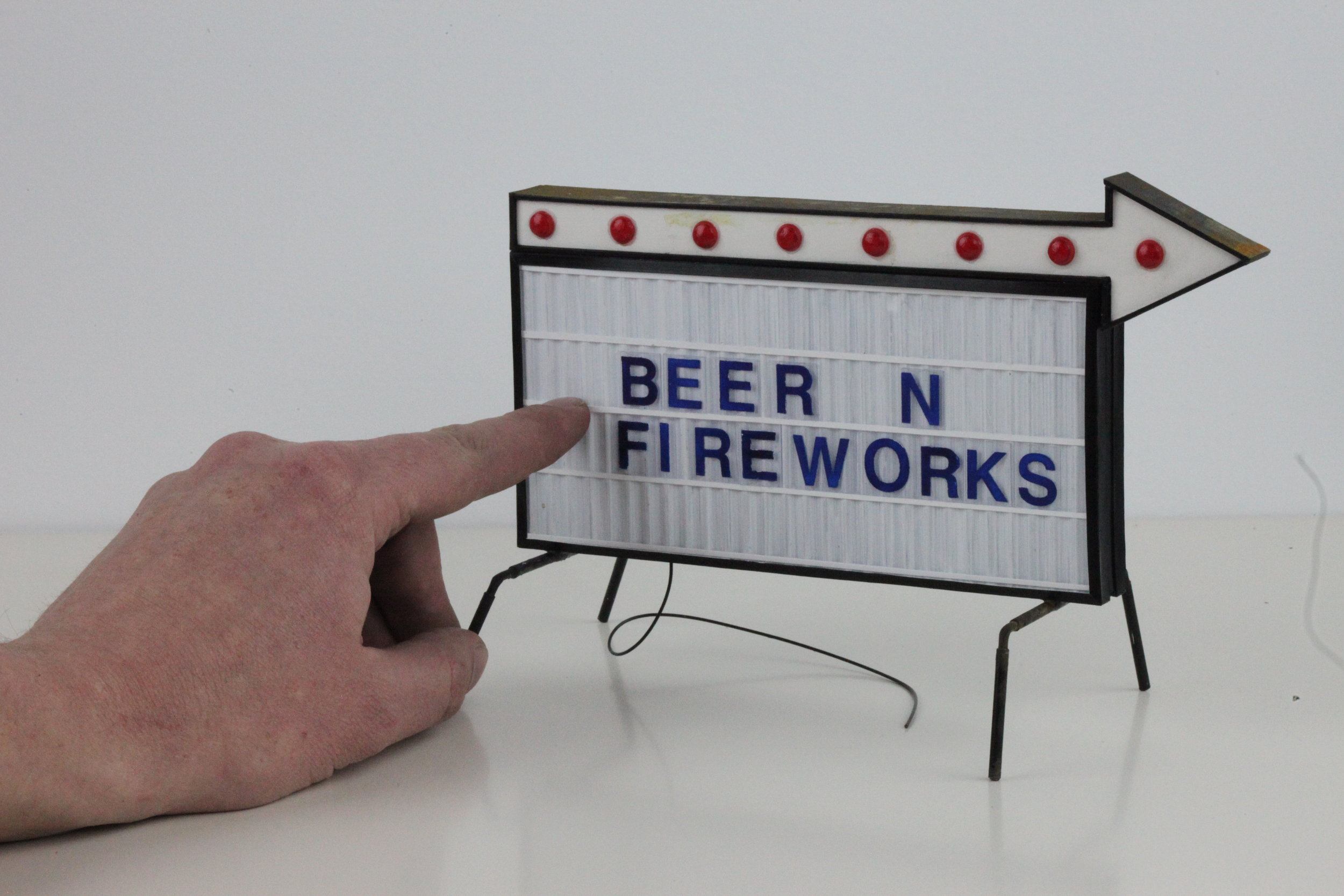 Beer and Fireworks