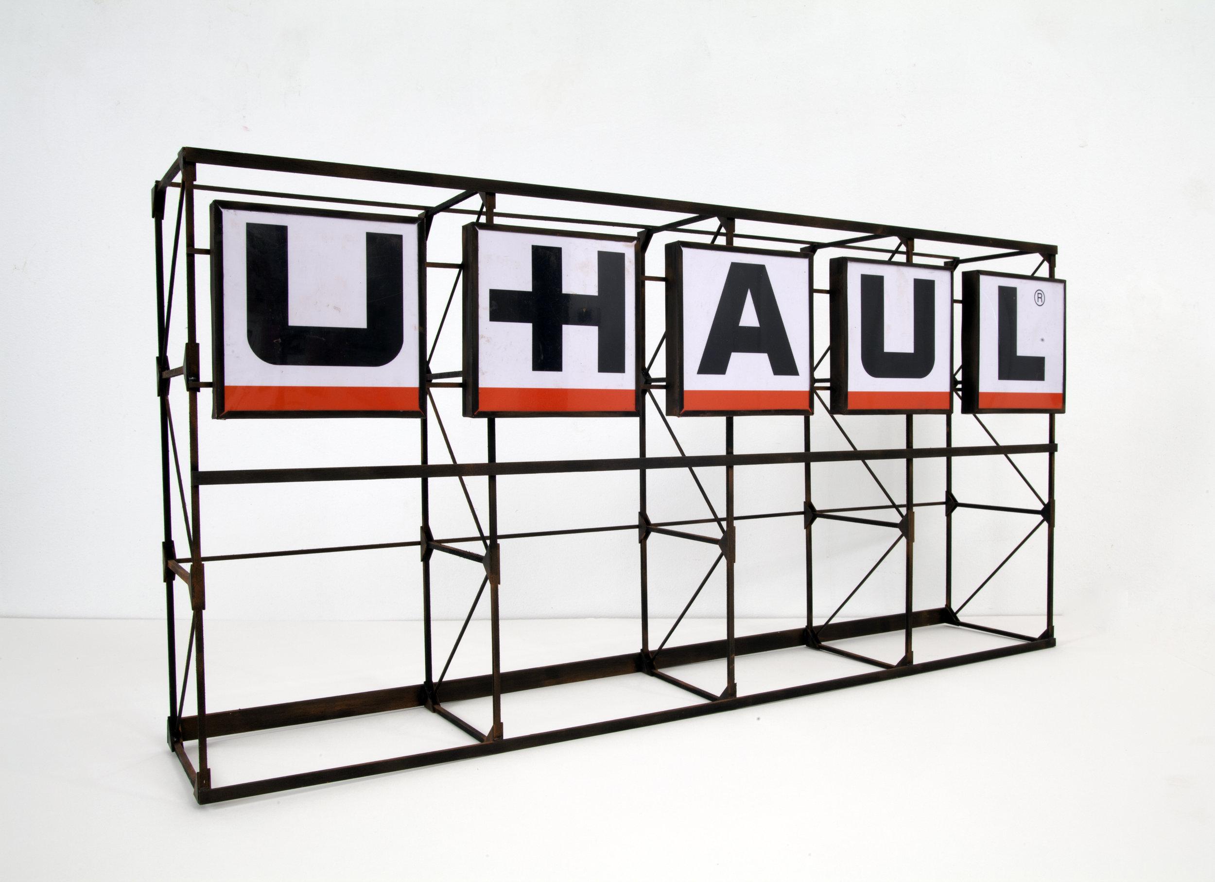 U Haul Sign - SOLD