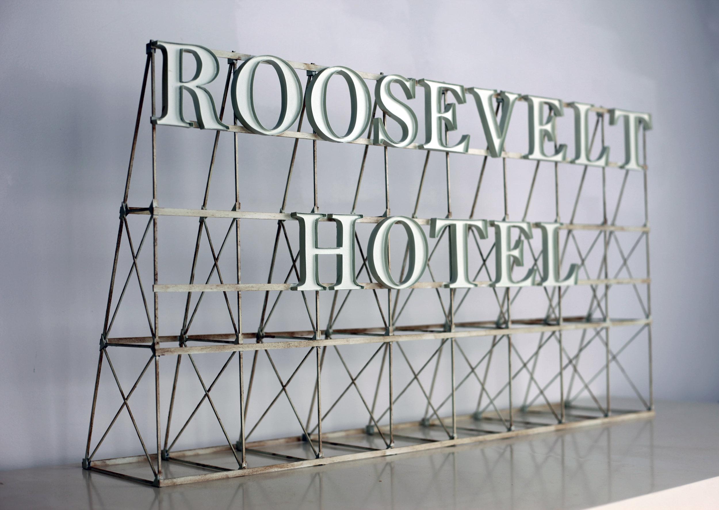 Roosevelt Hotel - SOLD