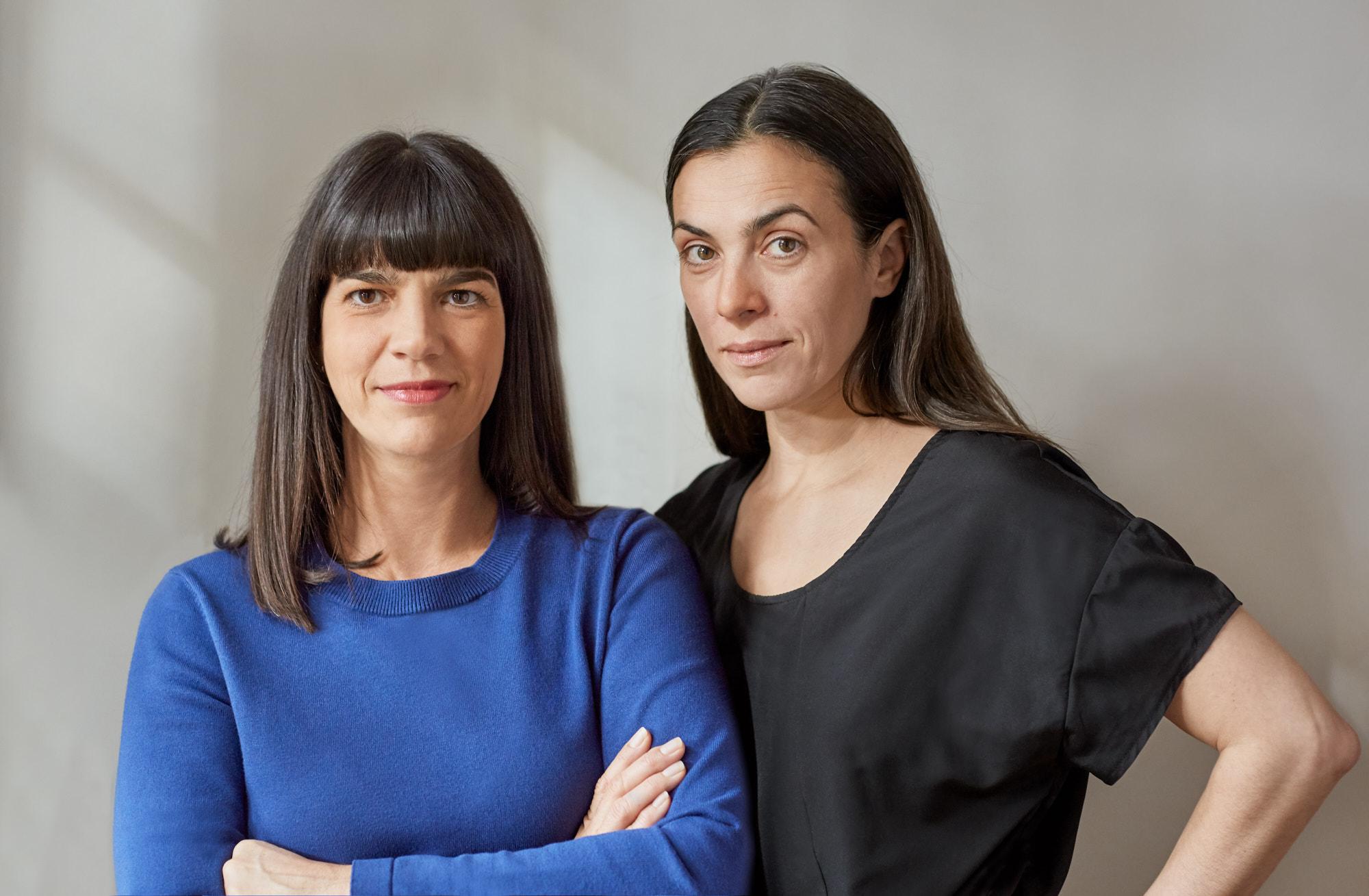 Isabelle Émond et Mélanie Baillairgé