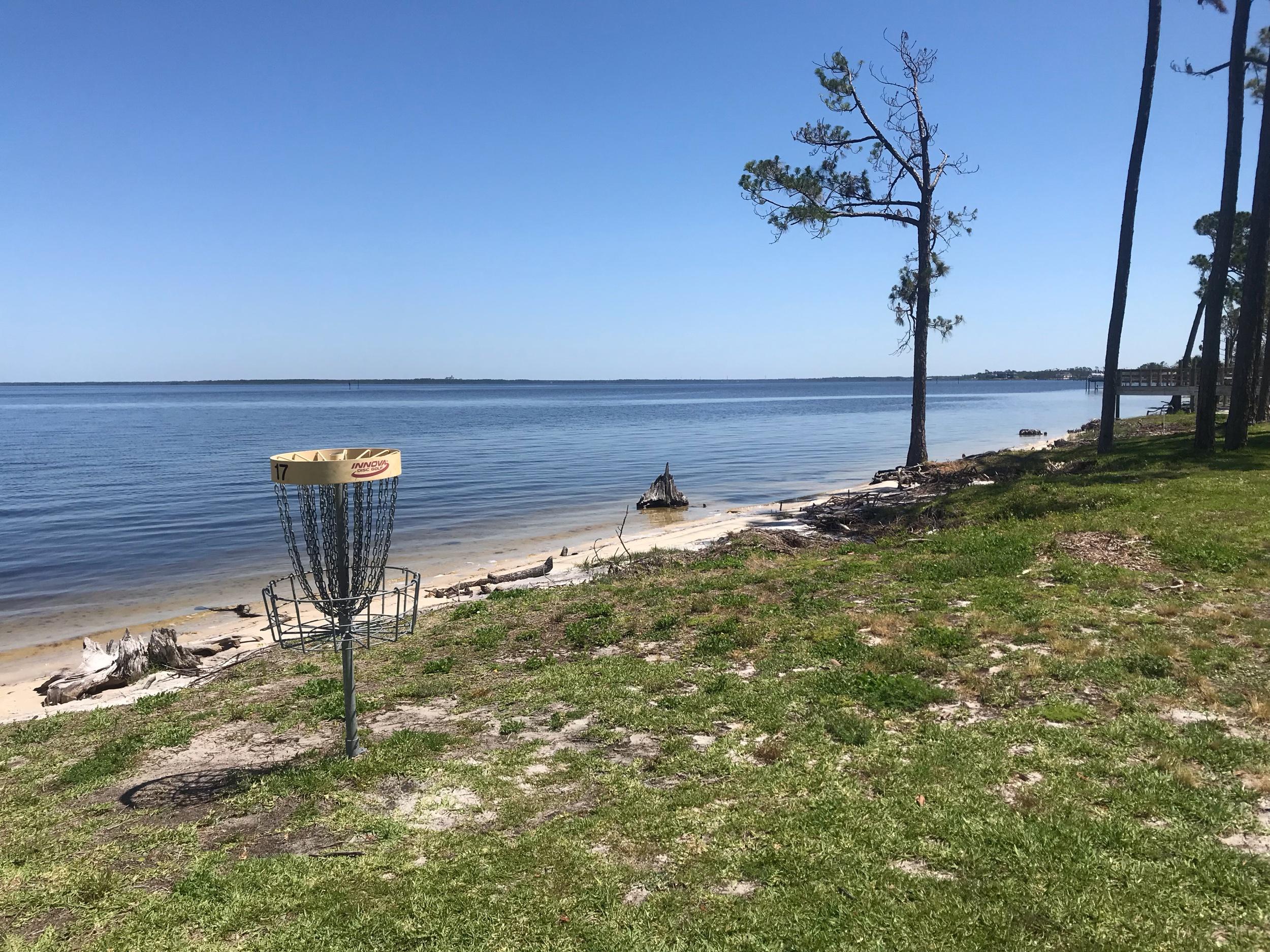 Disc golf in Panama City, FL