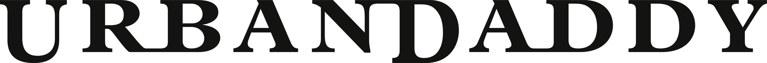 Urban Daddy Publication Logo