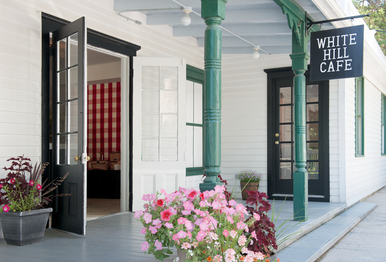 Visit Our Cafe