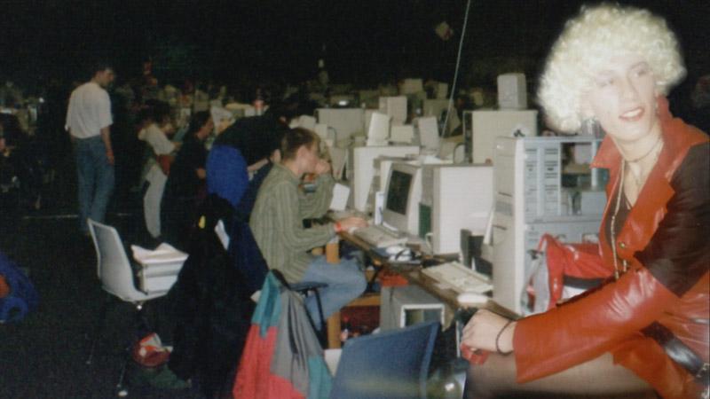 Marianne Kluge, Dezember 1996