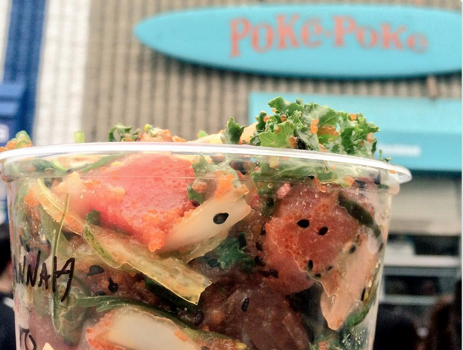 Thanks Timeout.. we think you're pretty awesome too. Being listed as one of the best Poke spots in LA means the world to us!