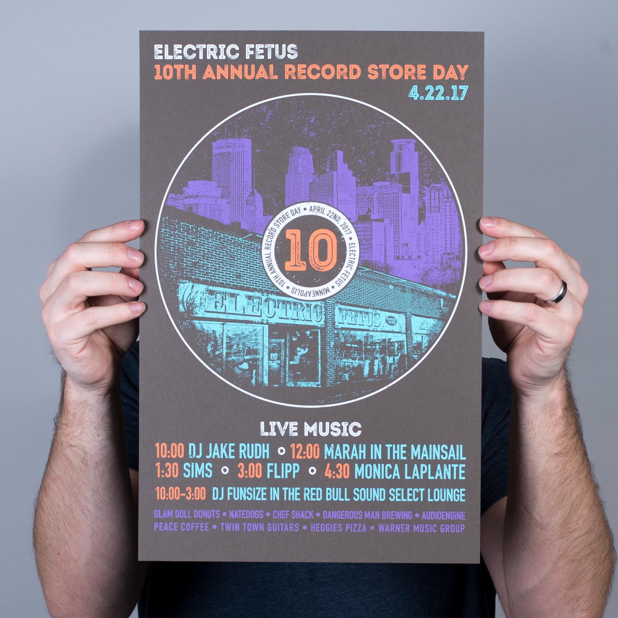 Electric Fetus RSD '17 - MPLS