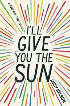 Printz Winner: I'LL GIVE YOU THE SUN by Jandy Nelson