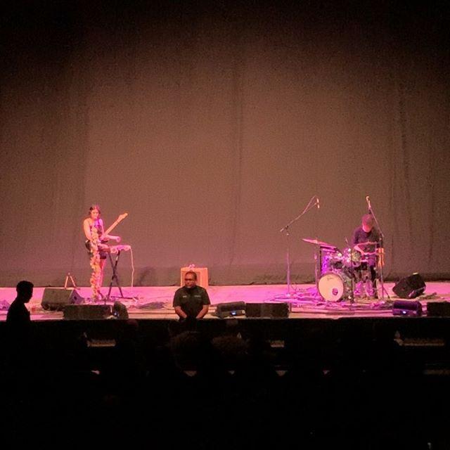 A few videos from mixing @emilyaftonmusic last night opening for Third Eye Blind