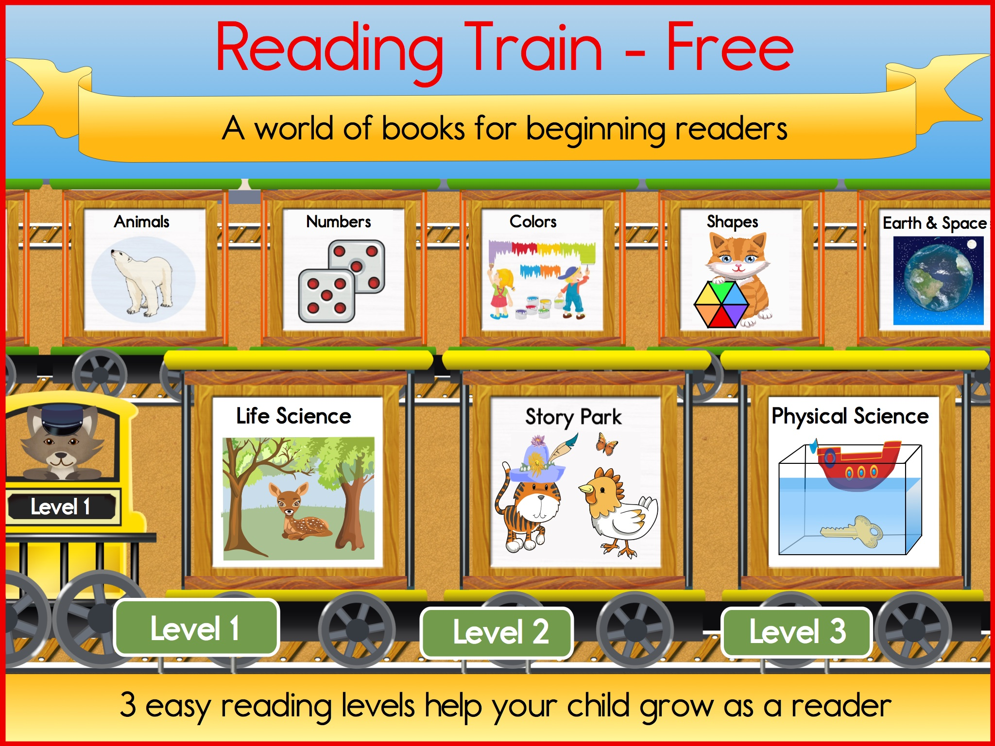 DOWNLOAD  Reading Train- Starter