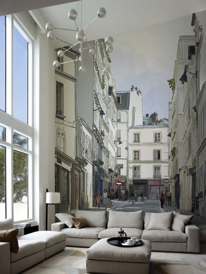 Modern Tromp L'oeil // THE FINISH BLOG