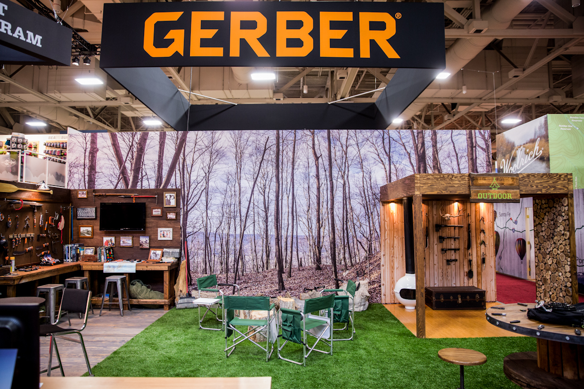 Outdoor Retailer: Booth Design