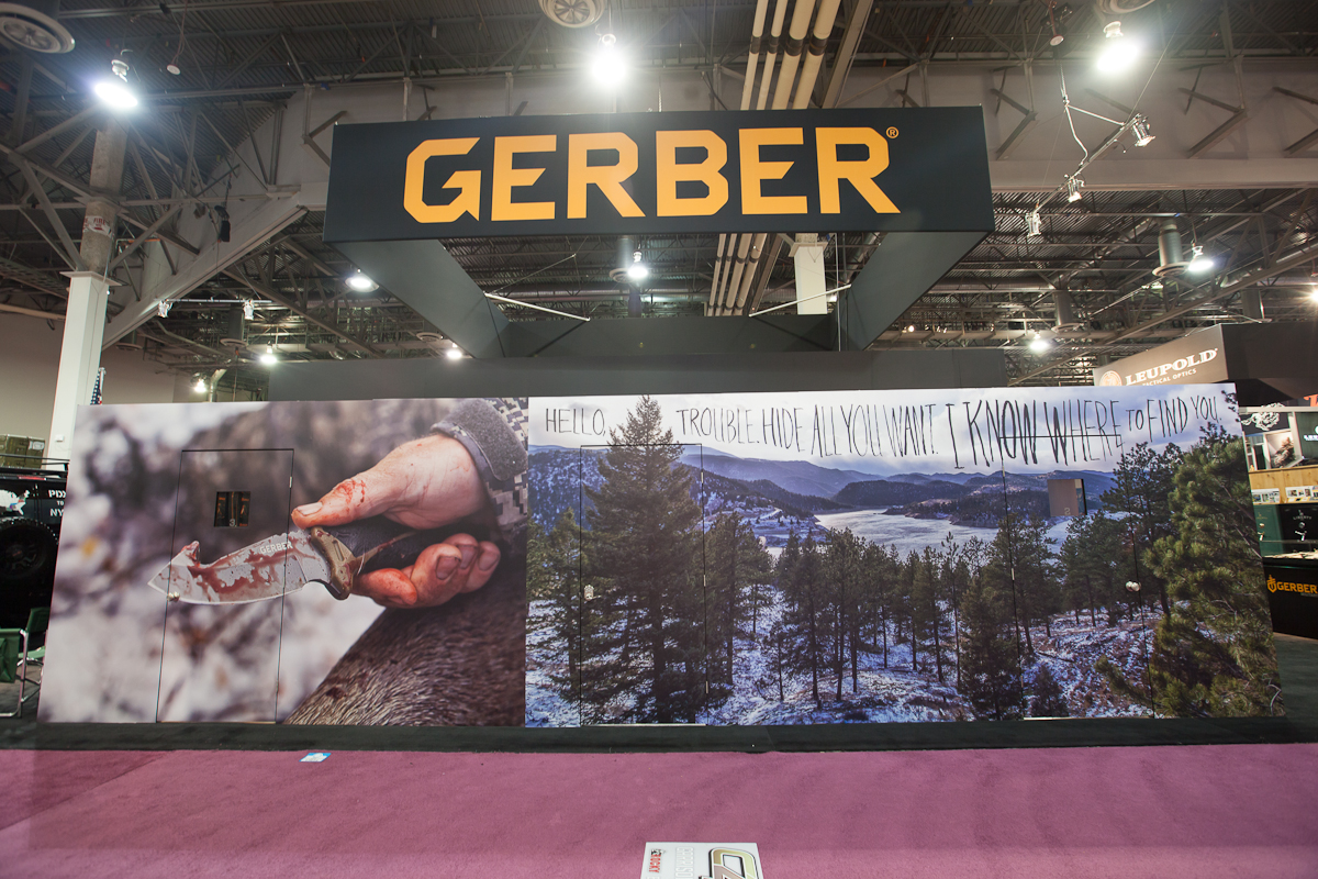 Shot Show: Wall Design