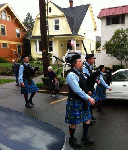 Irvington St Patricks Day Parade 2015