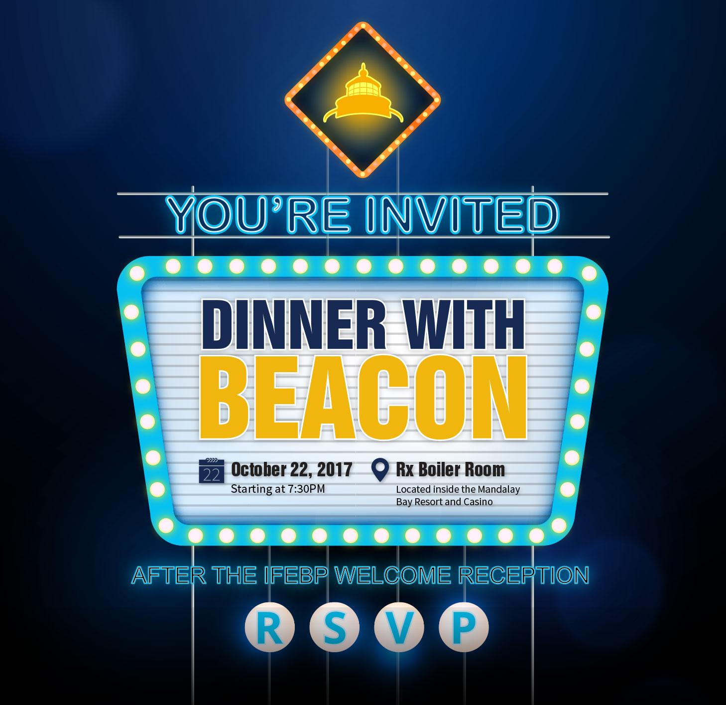 IFEBP Dinner Invitation