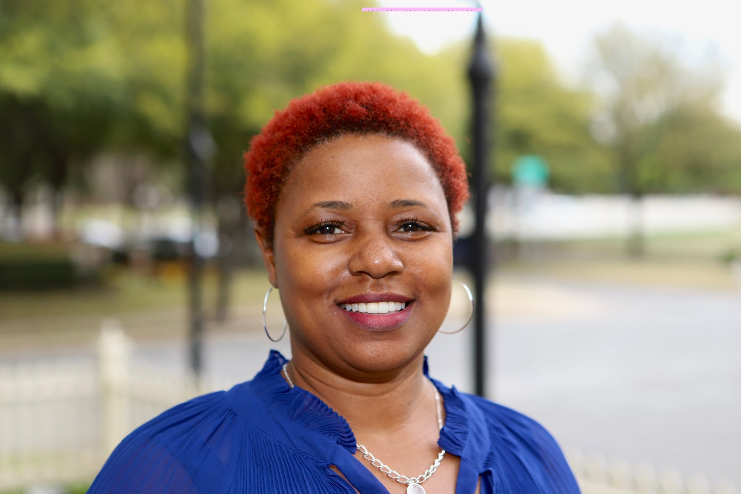 "Kea began working with Behind Every Door in 2014 through our partnership with Big Thought, and then joined the Behind Every Door team in 2015. Kea serves as the Community Director at Village Oaks apartments. Kea graduated from Xavier University of Louisiana with a degree in Business/Marketing and from Southern Methodist University's Perkins School of Theology with a Masters of Divinity. Kea is passionate about discipleship, she is a gifted teacher and speaker, and her mission in life is to ""war a good warfare"" (1 Timothy 1:18). Kea grew up in San Antonio and currently lives in Dallas, Texas."