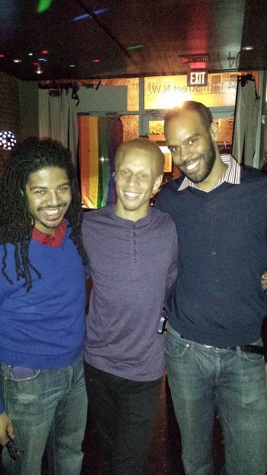 Blair, Strawberry& Brandon!