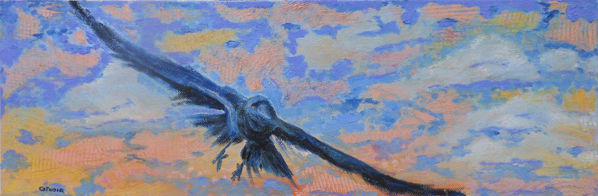 As the Crow Flies #3