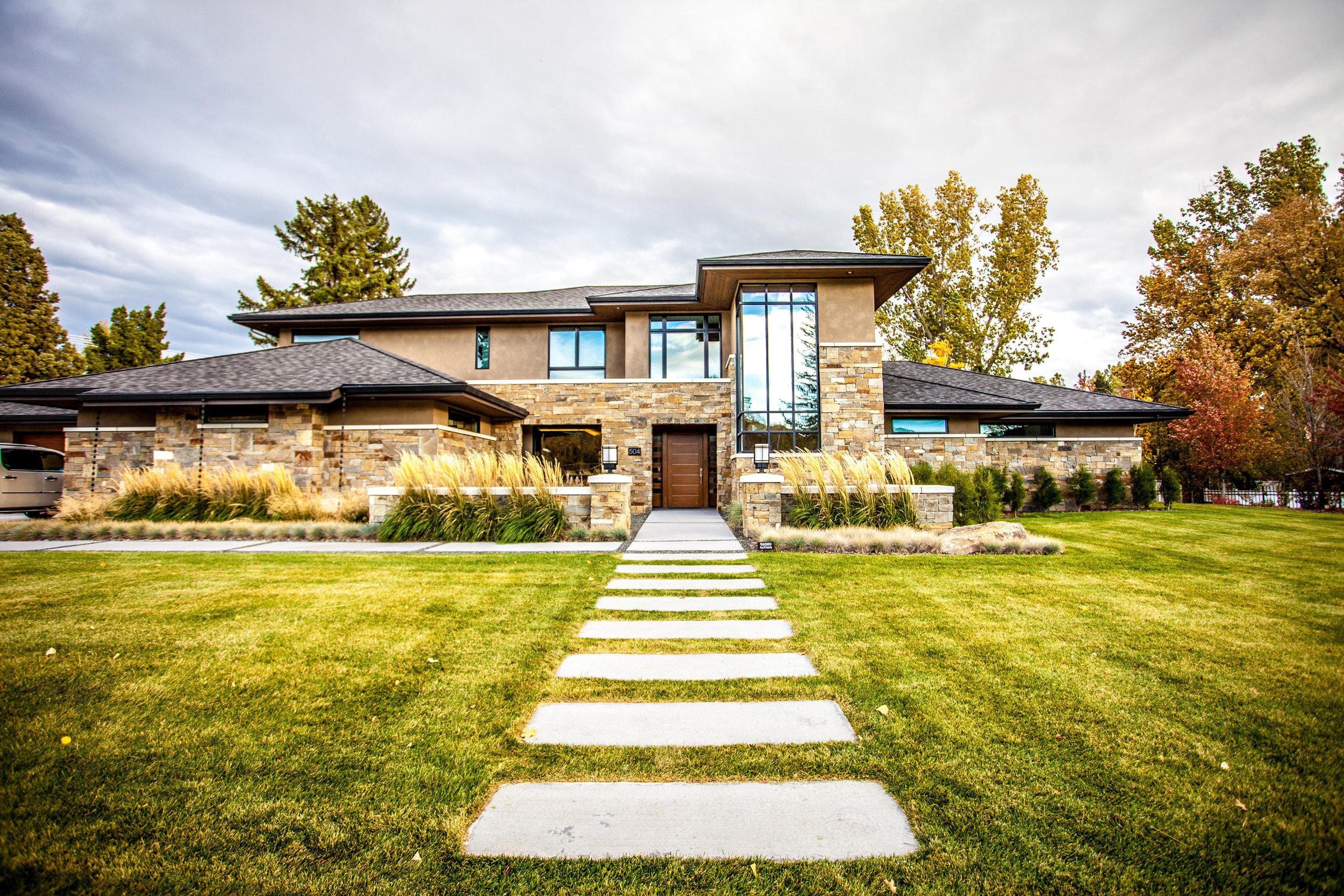 Custom Residential:  Billings, MT