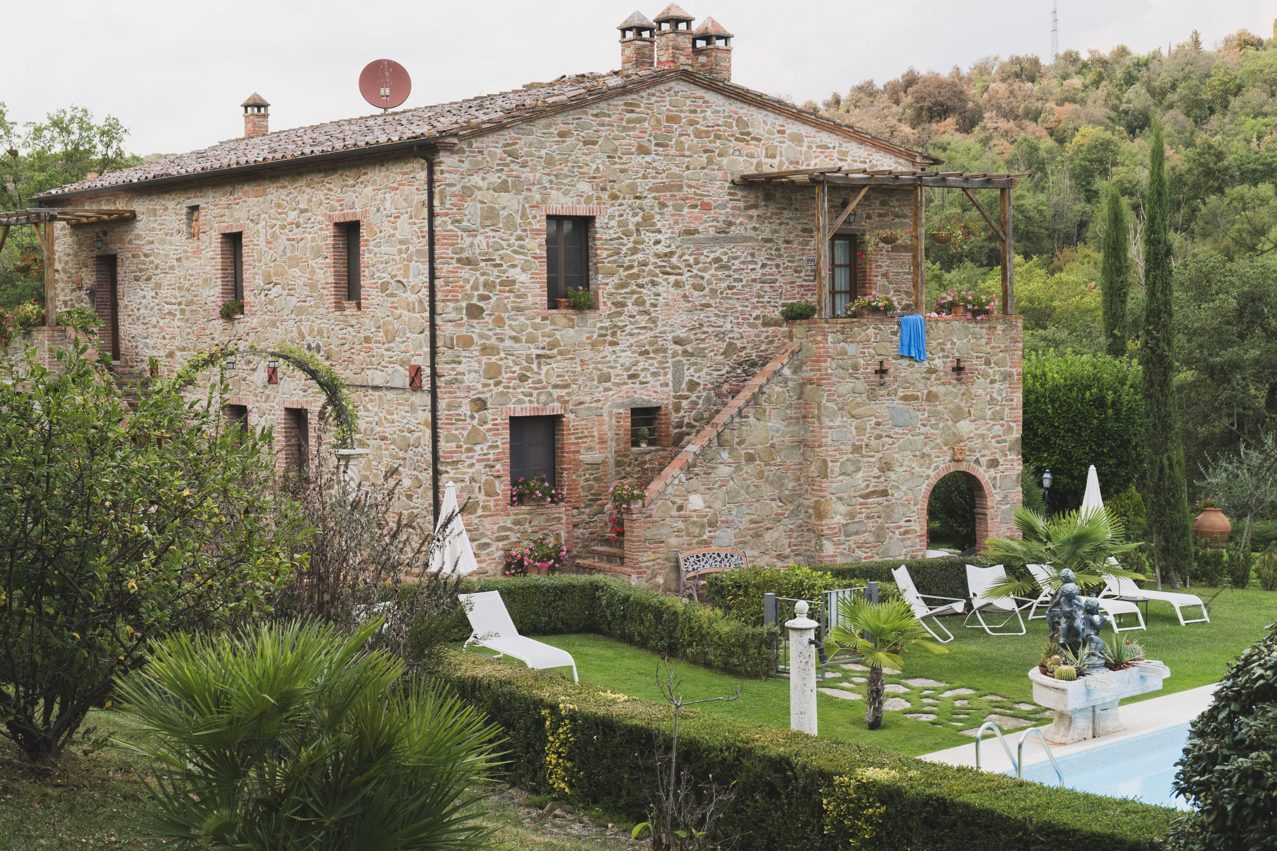 Our Airbnb at Casa Podere la Casina - Rigomagno