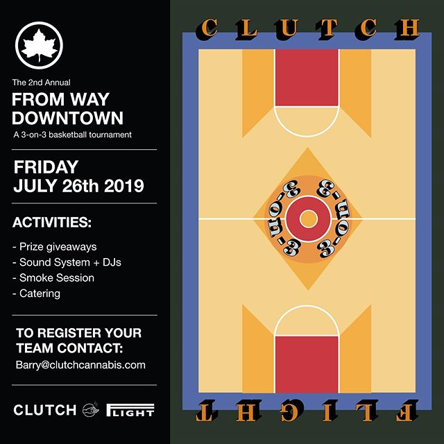 TODAY 5PM FROM WAY DOWNTOWN  Lakeridge Park  10101 Cornell Ave S, Seattle 🏀 3 ON 3 🏀  Referees Stahi Bros 💨  Music by Gastronauts ⛽️ Burgers by @freetimeburgers 🍔  #flightheadtrips #clutchlife