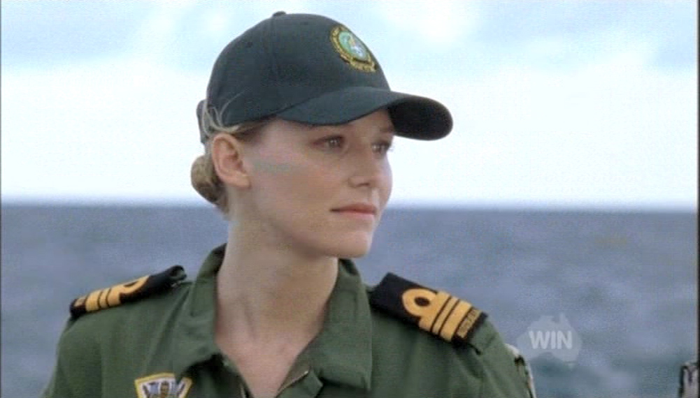 """Cynthia"" in Sea Patrol"