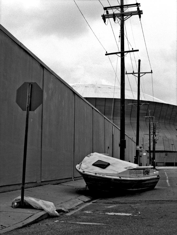 HURRICANE KATRINA AFTERMATH - NEW ORLEANS, LA - 2006