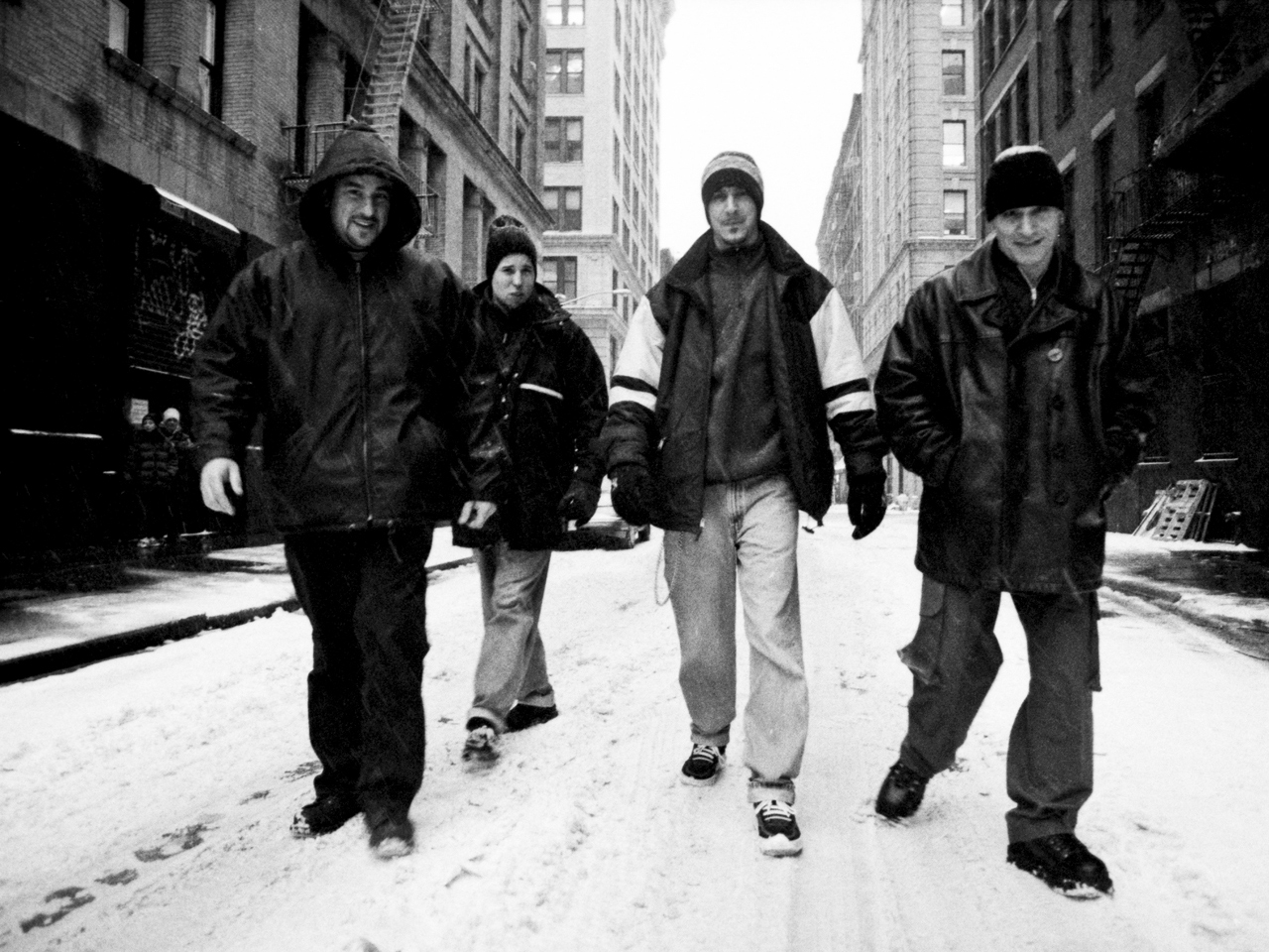 SICK OF IT ALL - NYC - 1999