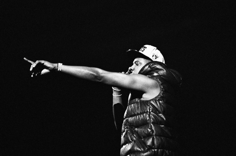 "JAY-Z ""GRAND OPENING"" - BARCLAYS CENTER, BROOKLYN - 2012"