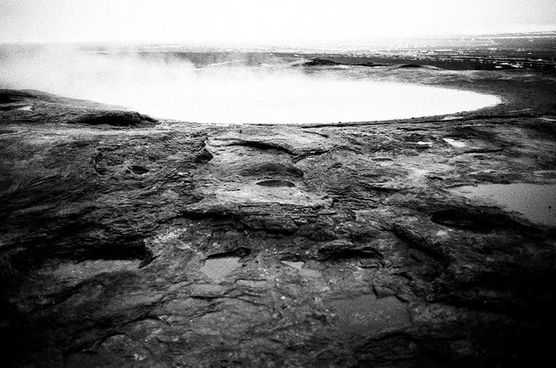 GEYSIR - ICELAND - 2011
