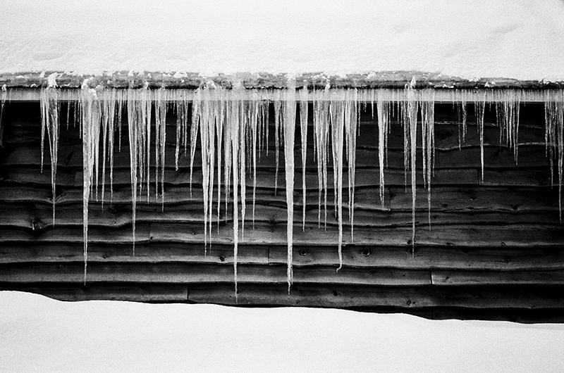 ICICLES - UPSTATE, NY - 2014