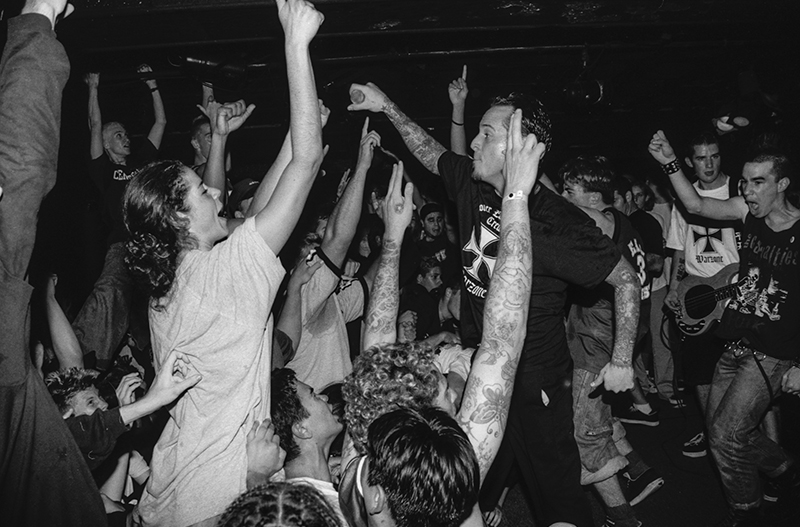 H2O - TRAMPS, NYC -1997