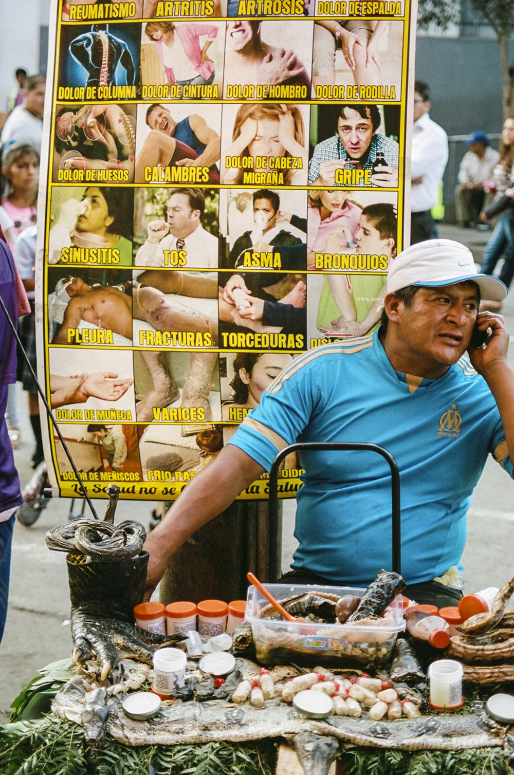 GAMARRA - LIMA, PERU - 2015
