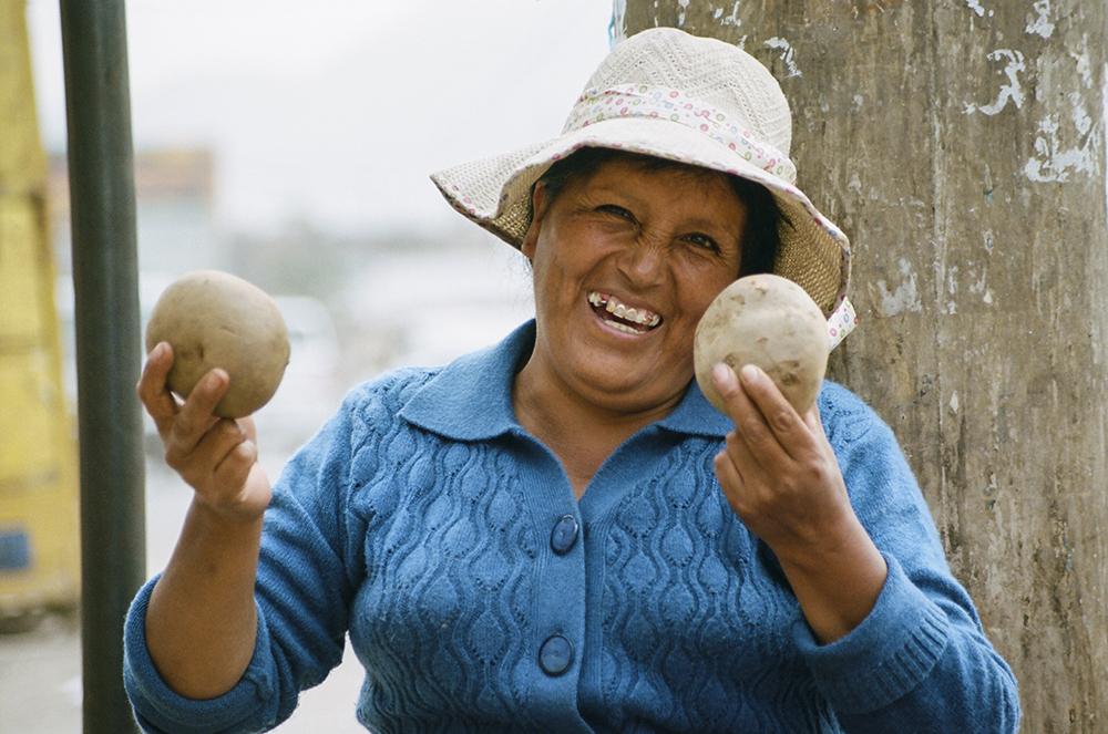 LURIGANCHO - LIMA, PERU - 2015