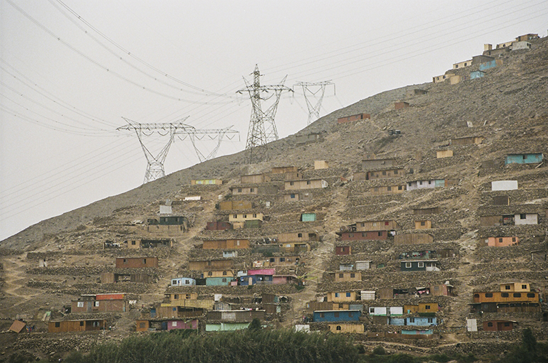 CHACLACAYO - LIMA, PERU - 2015