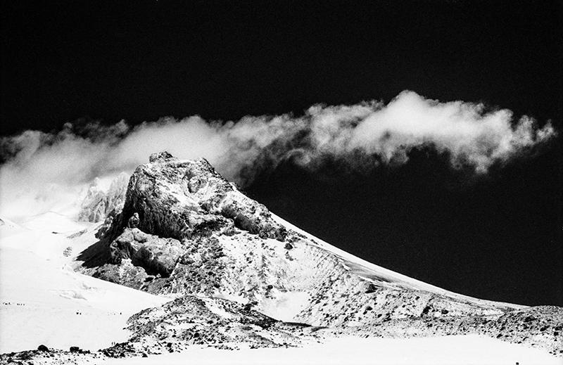 SKY HIGH - MOUNT HOOD, OREGON - 1996