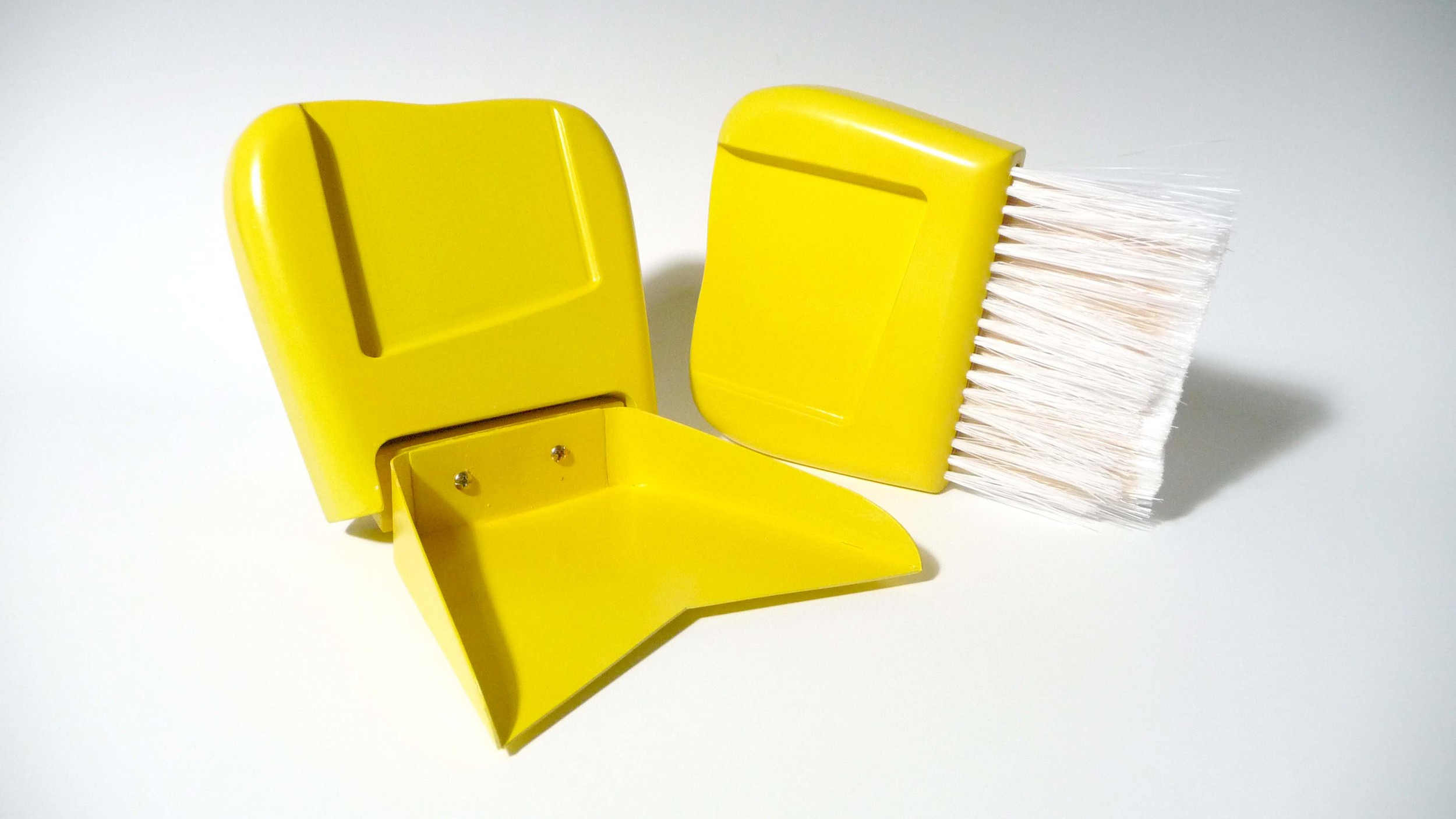 Ducky Dustpan and Brush