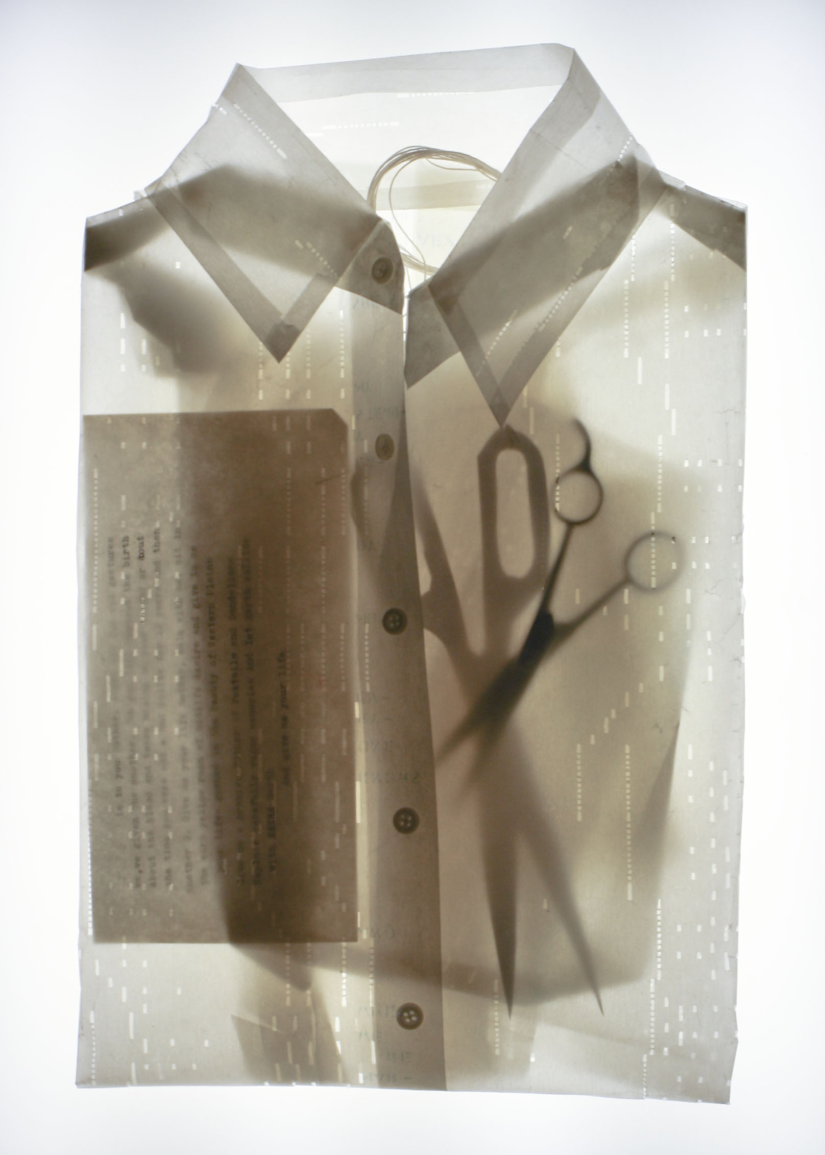Revisions - Paper Shirt