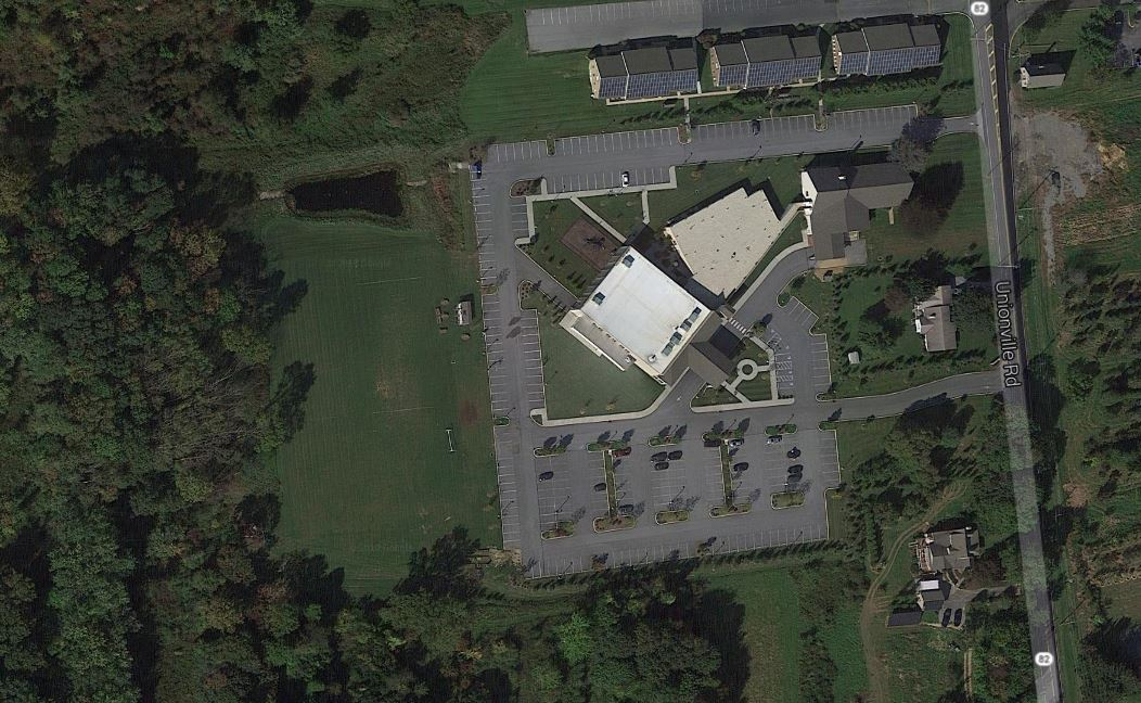 willowdale chapel, kennett square, pa / 12 acre site