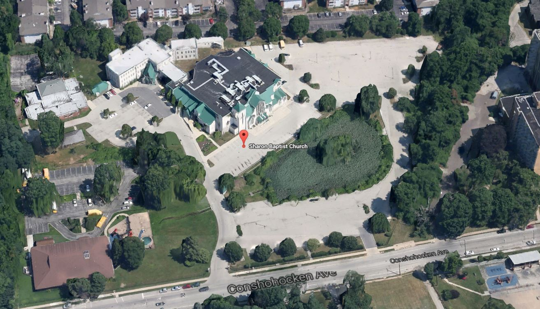 sharon baptist church, phila., pa / 7 acre site