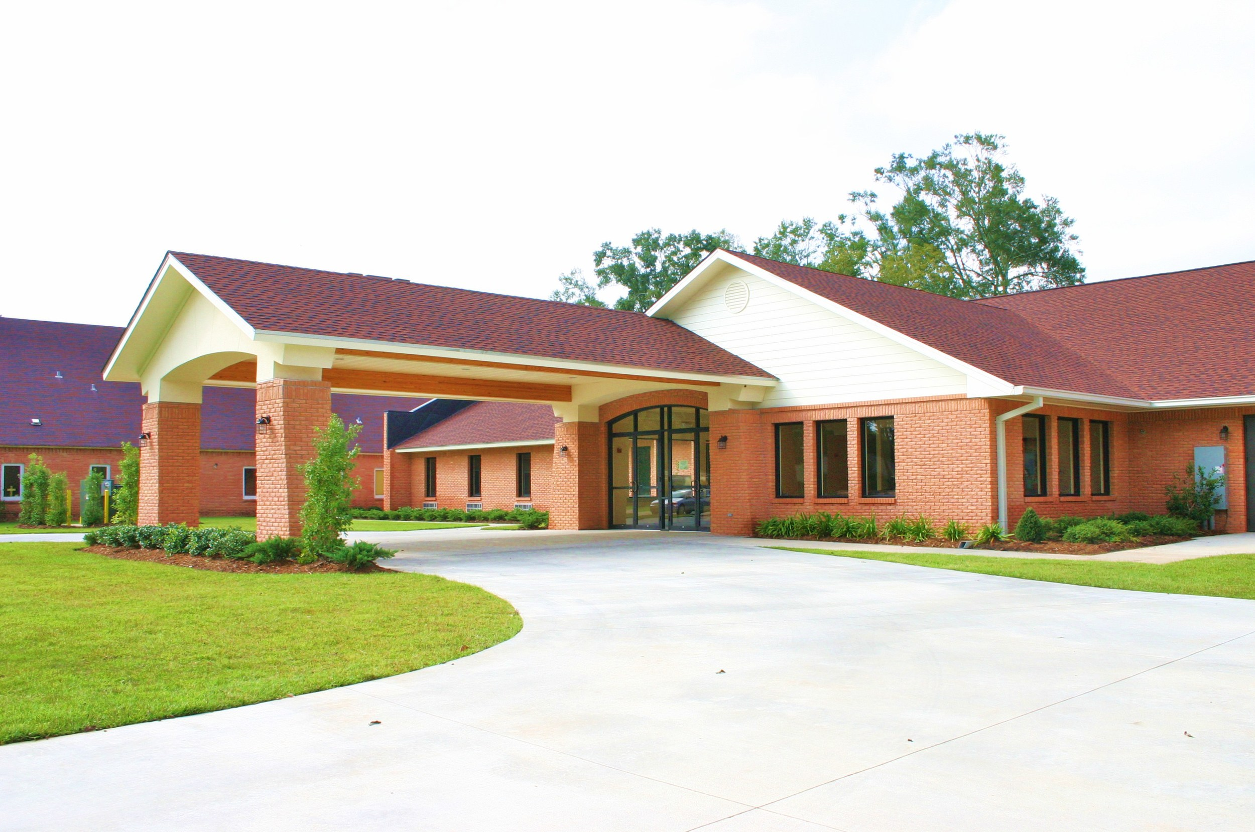 first united methodist church of amite, la - a family life center addition