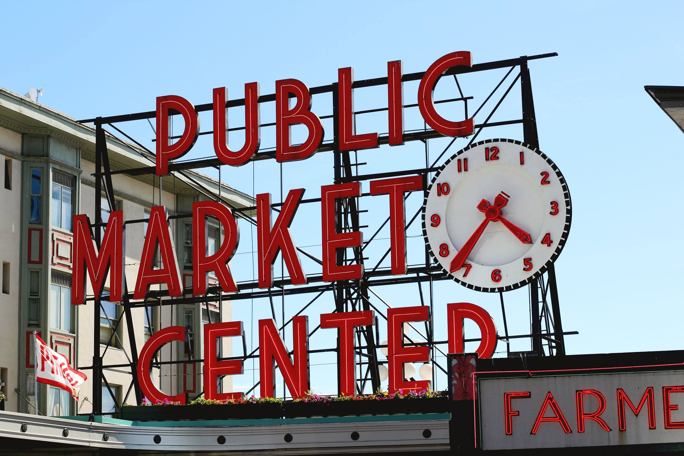 Pike Place Market, Seattle, Places to See in Seattle